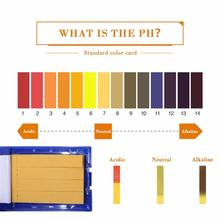 high Precision Universal pH test kit PH 1-14 Test Paper, cosmetic & Human Detection test paper