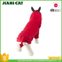 Cheap price high quality dog hoody for winter style