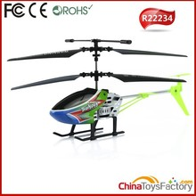R22234 Infrared Control 3.5 Channel Gyro Metal Pro Helicopter Alloy Structure Helicopter