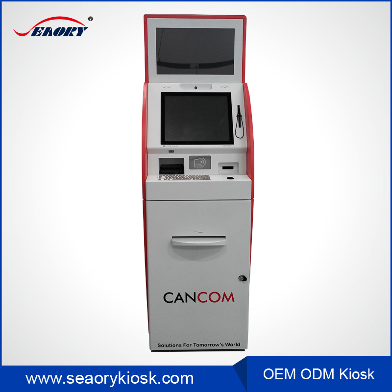 Kiosk Hardware Solutions Self Service Terminal for Payment Kiosks