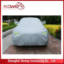 Hot style top sell pop up car covers heavy duty fabric