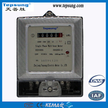 Analog Display Meter DDS986 Single Phase Electronic Electric Electrical Meter