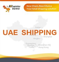 export shipment from China to Jebel Ali UAE Middle East