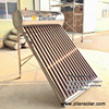 150liters Inox solar water heater 15tubes with M-7 solar controller and backup element