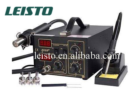 soldering station hot air electronic desoldering rework equipment
