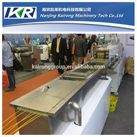 PE PP film washing granulation production plastic recycling line machine