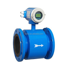 Sewage Waste Water And Other Liquid Magnetic Flow Meter