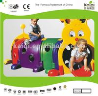 KAIQI kids favorite indoor tunnel plastic toy