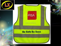 High Visibility Reflective Children Kids Safety Bib Vest