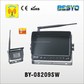 "9"" digital wireless truck/bus reversing camera system, safty reversing system BY-08209SW"