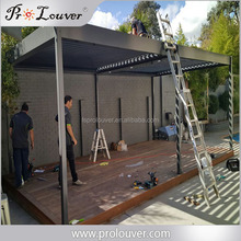 Australia standard opening roof louver