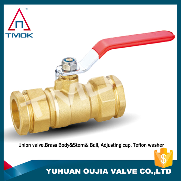 High pressure ball valves are resistant to chemical components of diameter 50