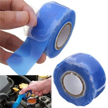 silicone sealing tape pipe repair self fusing silicone rubber tape