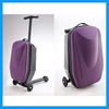 aluminum alloy scooter combine with travel scooter suitcase