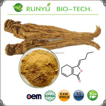 Bulk supply Chinses Angelica P.E. / Dong quai extract powder by fast shipping