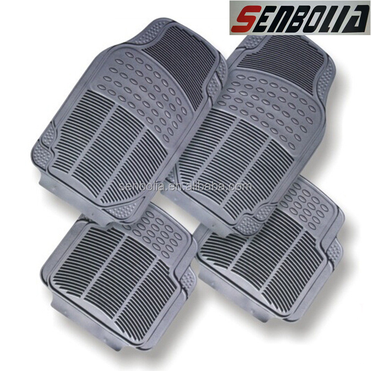 high quality Anti-Slip car foor mat with spike backing automobile used auto parts
