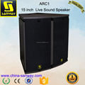 ARC1 15inch 600W Live Sound Speaker Professional