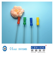 Soft and non-toxic,PVC tubing,medical care anal catheter
