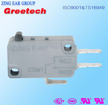 Various Dimension Of Ul/enec/rosh Approved High Quality Electronic Momentary Micro Smd Tact Switch 125v