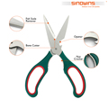 Fish Cutting Scissors Stainless Steel Blade Kitchen Scissors
