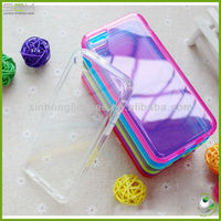 New Arrival Clear Tpu Case for Iphone 5C