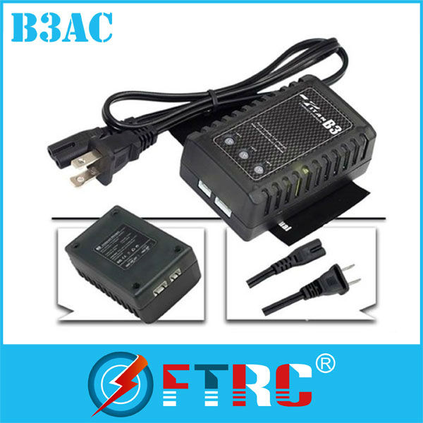 2-3S lipo balance charger with AC Adapter B3AC titan b3 lipo battery charger