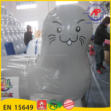 Airpark Cute Inflatable Water Park See Lion for Kids,Inflatable Water Game
