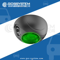 Parking System Wireless HD Video Detector for car parking