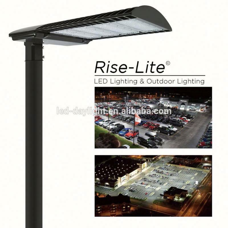 US Stock ETL led high pole light , led parking lot light,outdoor lighting fixture