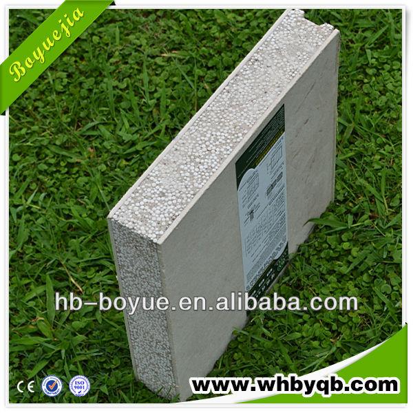 Lightweight waterproof eps styrofoam concrete wall block Styrofoam concrete blocks