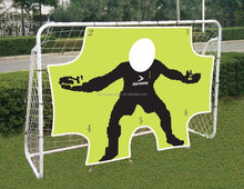 Soccer Goal with Target