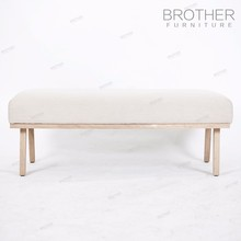 High Quality Antique Living Room Wooden Sex Furniture Ottoman