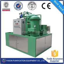 Decoloring refined waste transformer oil change black to yellow oil refinery