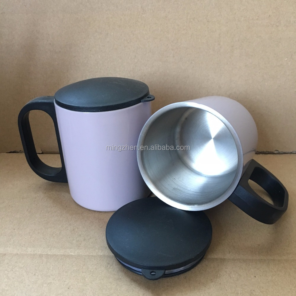 stainless steel travel mug MZ-C012Coffee Mug Warmer for Office/Home Use
