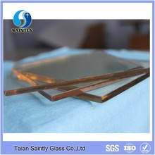 4mm high temperature ceramic glass for fireplace