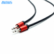 New!!! 3.5mm mono audio jack leads male to male aux cable
