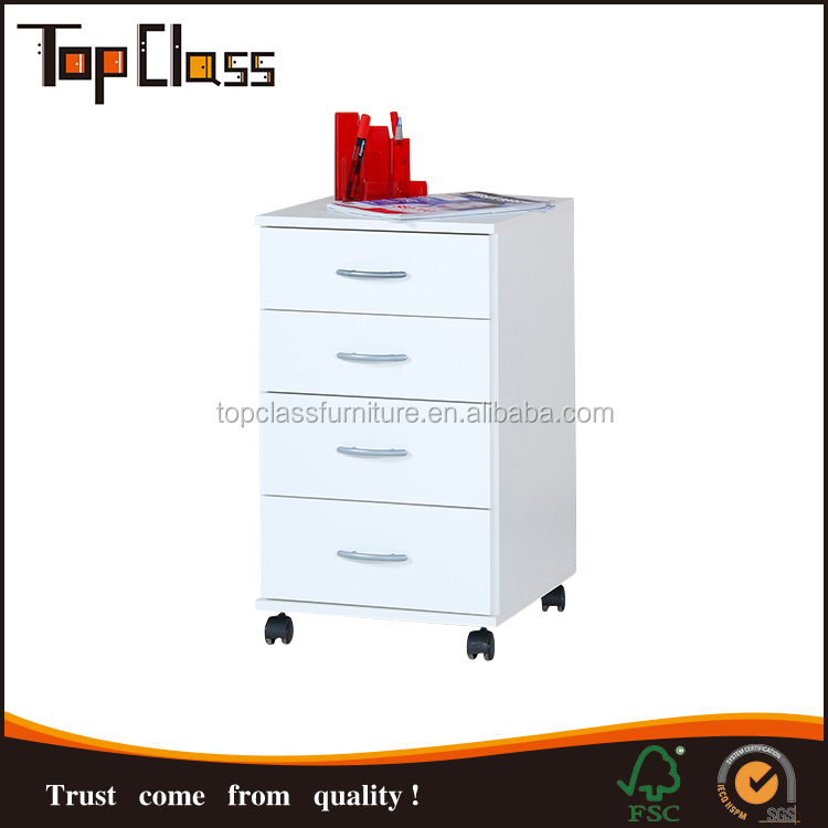 Z0229 Factory Price high quality wooden Filing Cabinet