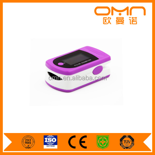 News 2015 neonatal fingertip pulse oximeter for babies