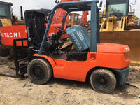Price Cheap Toyota 3 Ton Forklift Japan Original 8FD30 Used Forklift