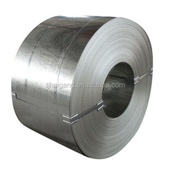 HaiGang Brand whole sale galvanized steel coil/gi/building materials steel coil
