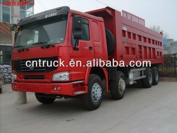sinotruk HOWO 12 wheels/8x4 Tipper