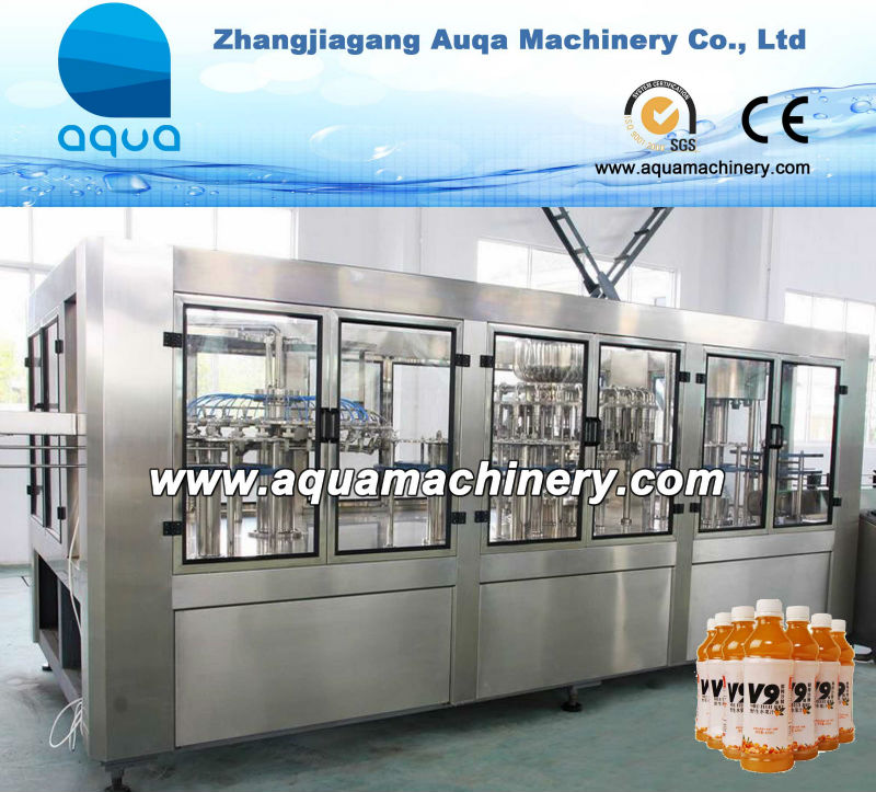 3 in 1 Concentrated Orange Fruit Juice Processing Plant/Equipment