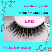 wholesale cheap 3D faux mink fur Korean eyelashes false mink eyelash