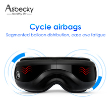 2018 Asbecky Newest Vibration and Shiatsu Massager also Portable Wireless Eye Massager
