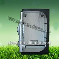 vertical hydroponic mylar grow tents/fireproof tent