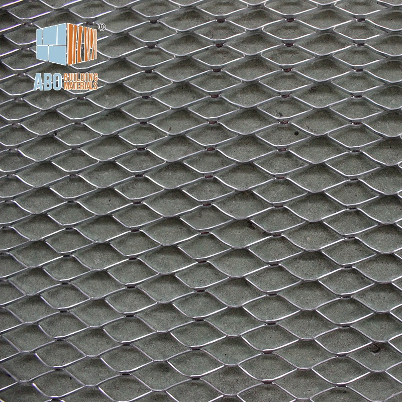 Galvanized Steel Diamond Metal Lath/Expanded metal lath