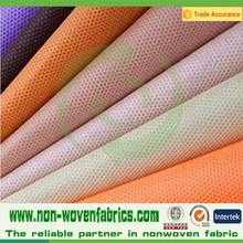 PP spunbond nonwoven fabric quality samples medical/furniture/bedsheet
