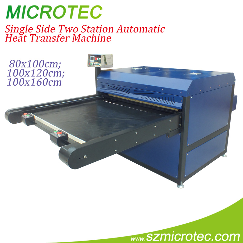Microtec large press automatic hydraulic press brick machine factory wholesale