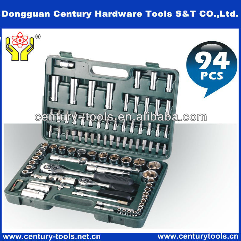 Precision 46/32/94pcs single socket