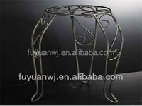 metal hanging flower pot stand